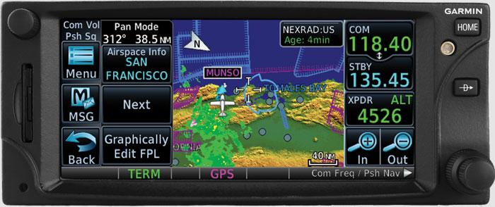 RedHawk Aircraft Garmin GTN650