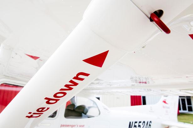 RedHawk Flight Training Aircraft